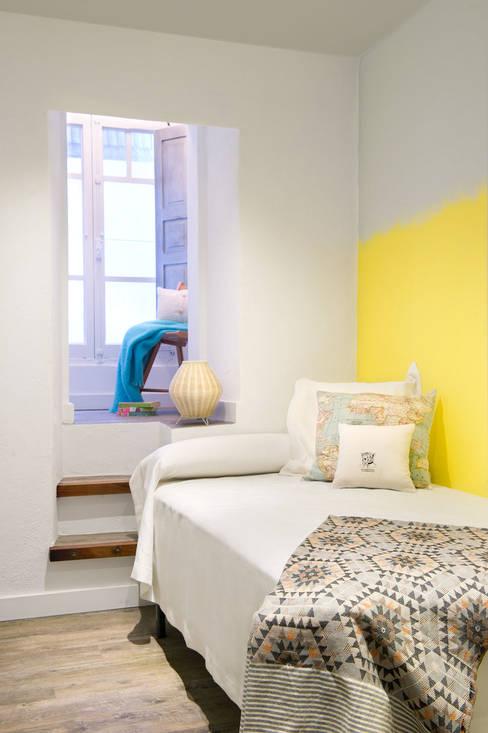 Bedroom by Egue y Seta