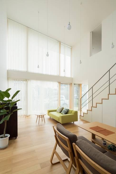 Studio R1 Architects Office의  거실