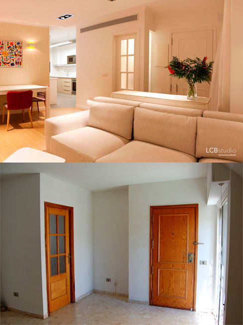 Living room by LCB studio