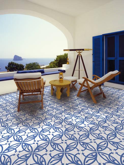 Patios & Decks by Kerion Ceramics