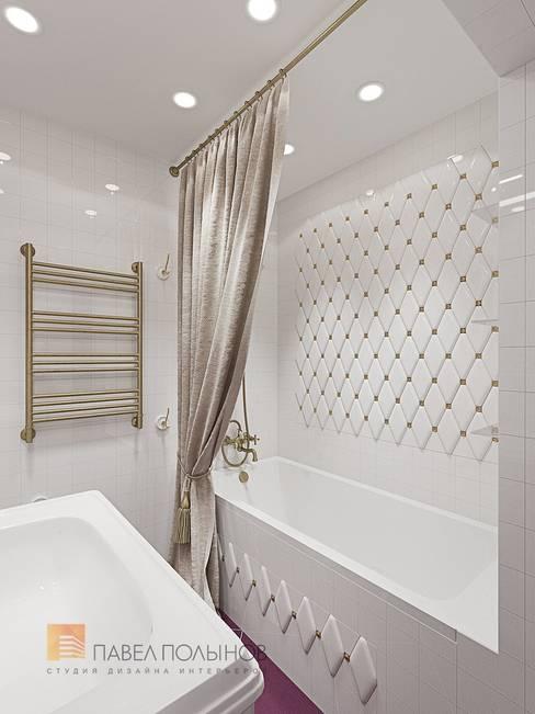 Bathroom by Студия Павла Полынова
