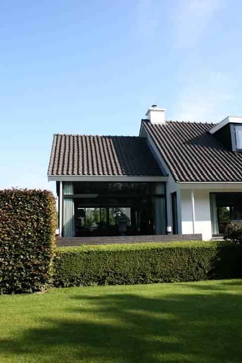 Houses by Brand BBA I BBA Architecten