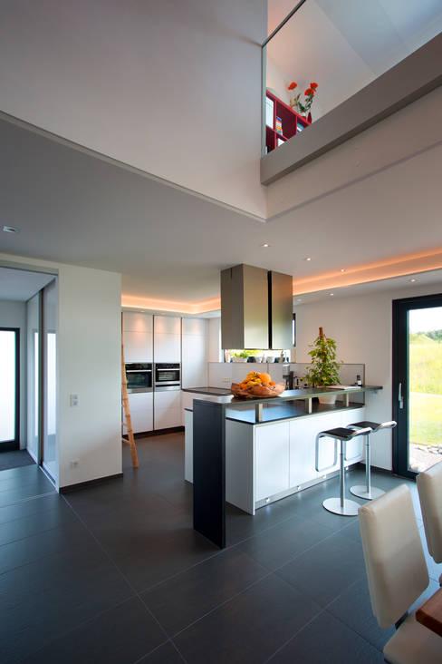 Kitchen by Klaus Geyer Elektrotechnik