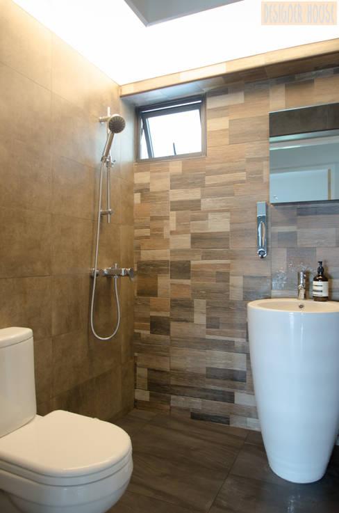 Ванные комнаты в . Автор – Designer House