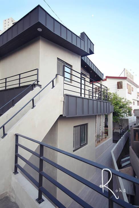 Houses by 로하디자인