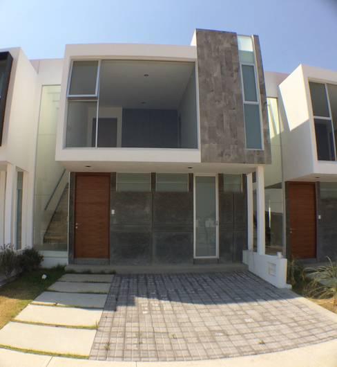 Projekty,  Gospodarstwo domowe zaprojektowane przez CCA|arquitectos