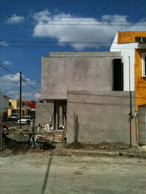 Huizen door CCA|arquitectos