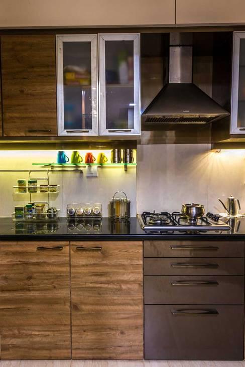 Keuken door iSTUDIO Architecture