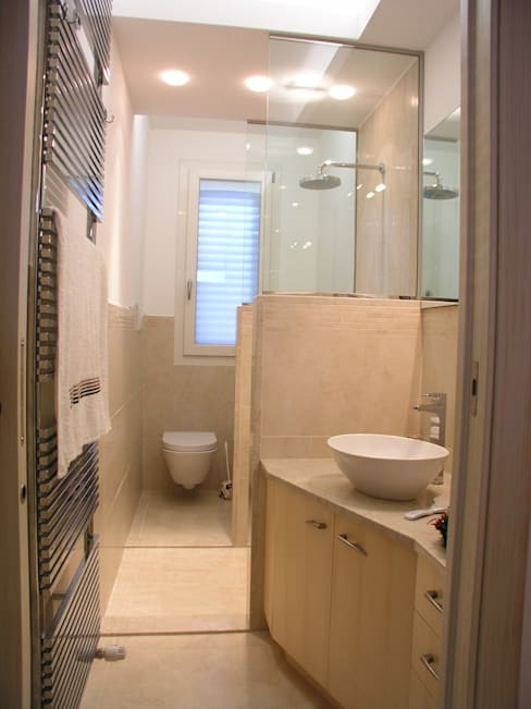 浴室 by Criscione Arredamenti