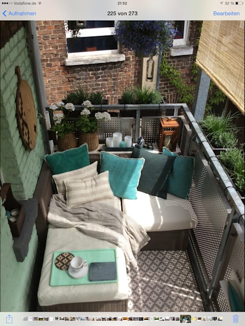 Balcony by DIE BALKONGESTALTER