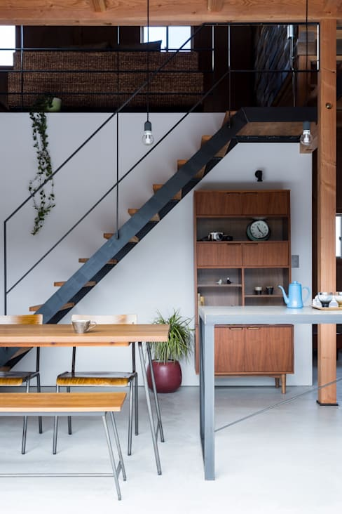 Dapur by ALTS DESIGN OFFICE