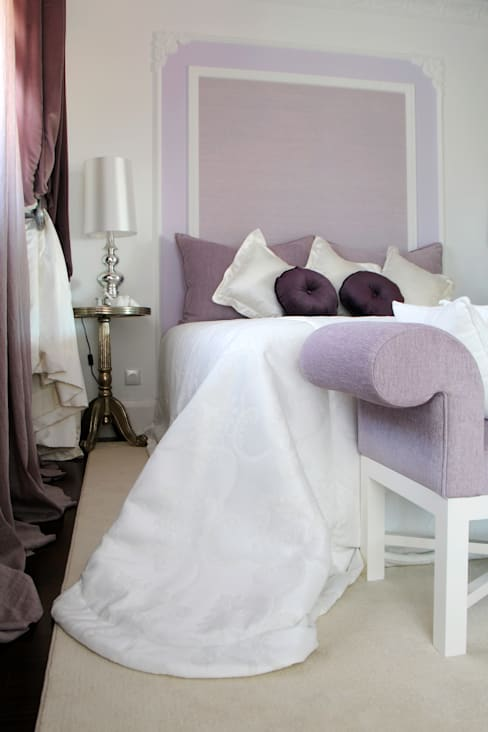 Bedroom by Amber Road - Design + Contract