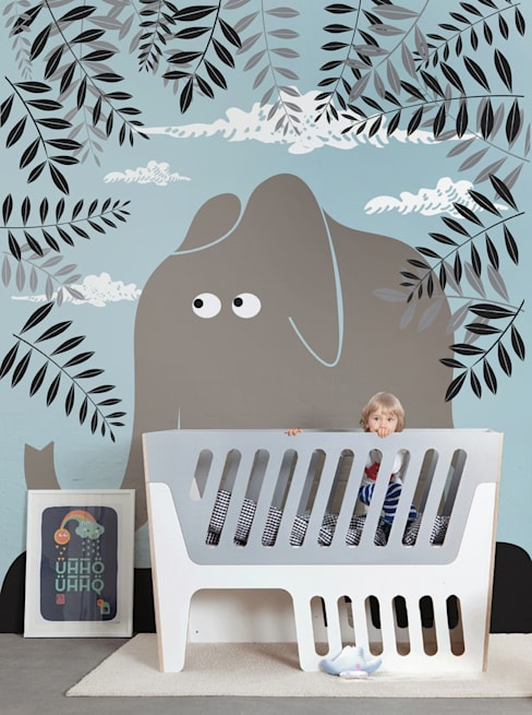 Nursery/kid's room by Pixers
