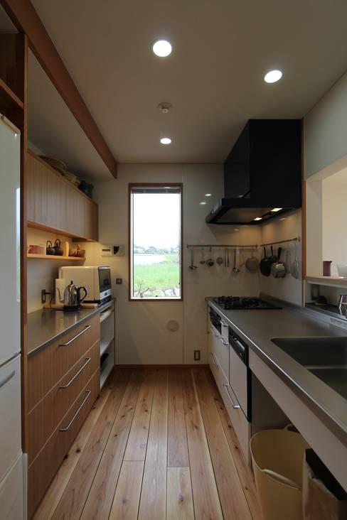 Projekty,  Kuchnia zaprojektowane przez 藤松建築設計室