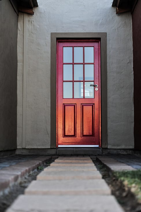Casas de estilo  por OLIVEHILL Architects