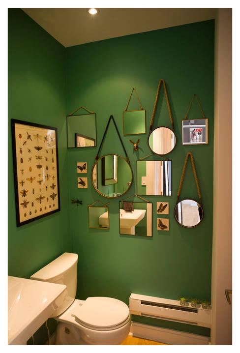 La Bocheriaが手掛けた浴室