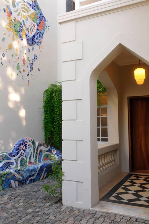 บ้านและที่อยู่อาศัย by Paula Herrero   Arquitectura
