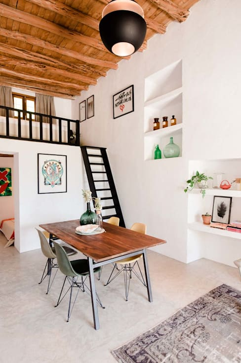 Ruang Keluarga by Ibiza Interiors - Nederlandse Architect Ibiza