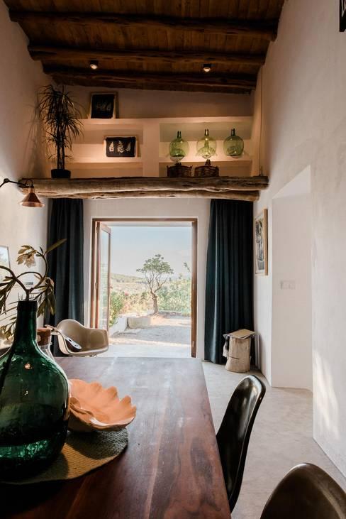 Teras by Ibiza Interiors - Nederlandse Architect Ibiza