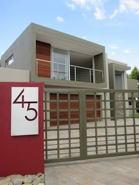 House Basson:   by Orton Architects