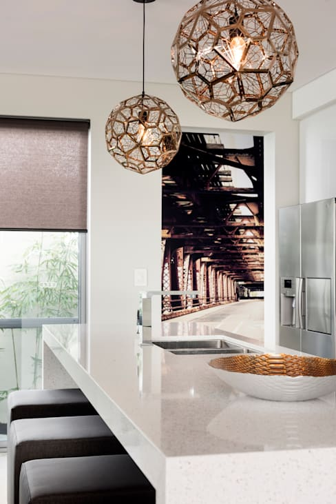 Kitchen:  Kitchen by Moda Interiors