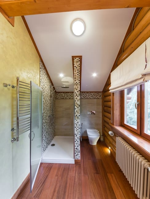 Bathroom by ARK BURO