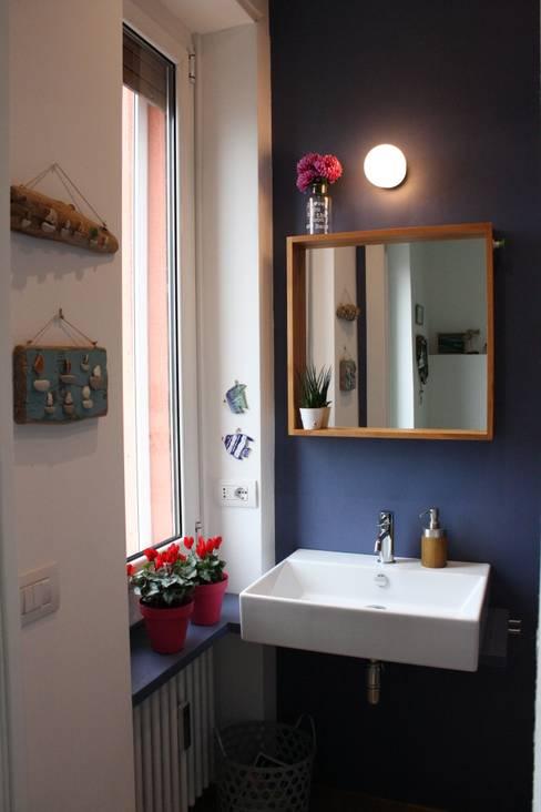 浴室 by studio ferlazzo natoli