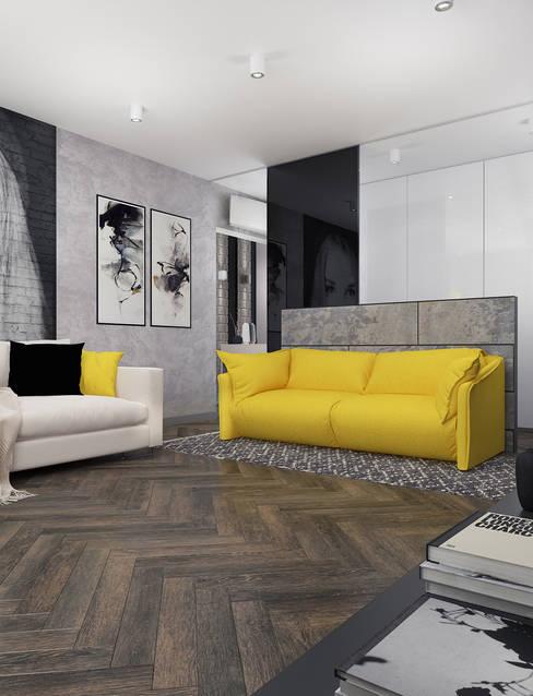 Living room by VITTA-GROUP