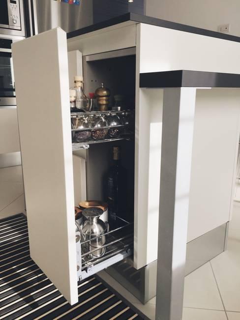 Projekty,  Kuchnia zaprojektowane przez M16 architetti