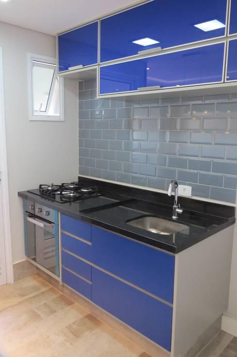 مطبخ تنفيذ Concept Engenharia + Design