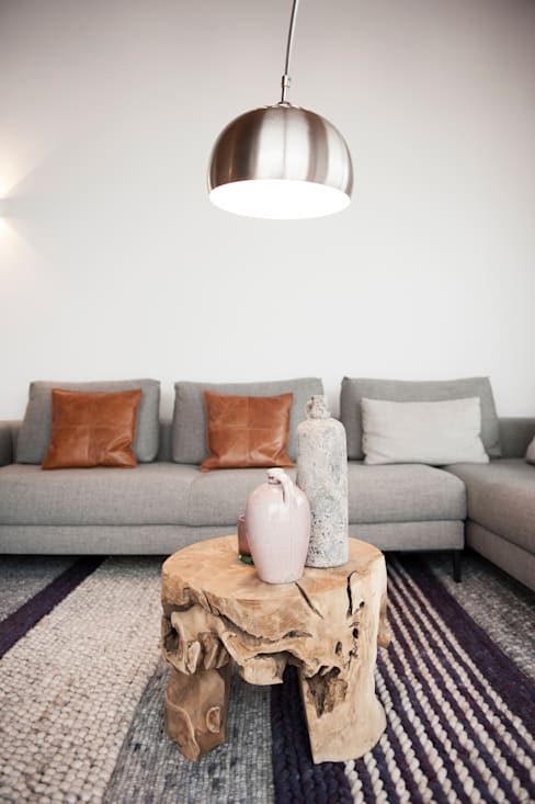 Living room by Mood Interieur