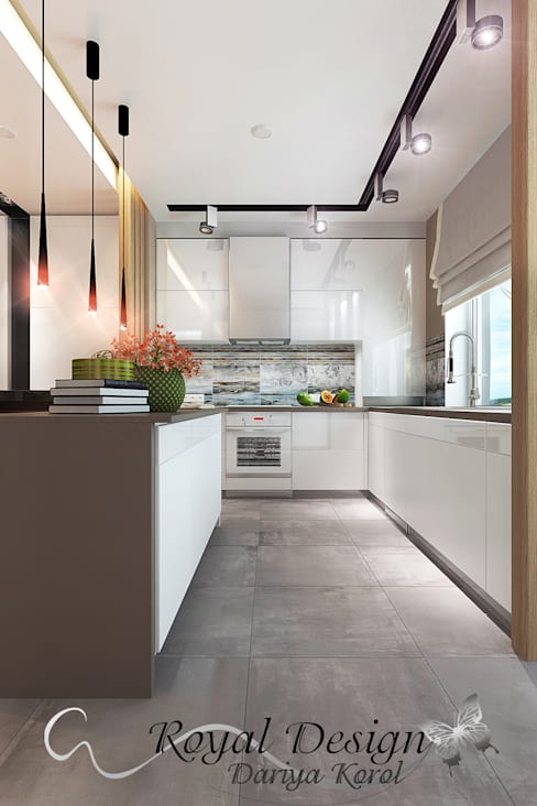 Kitchen by Your royal design