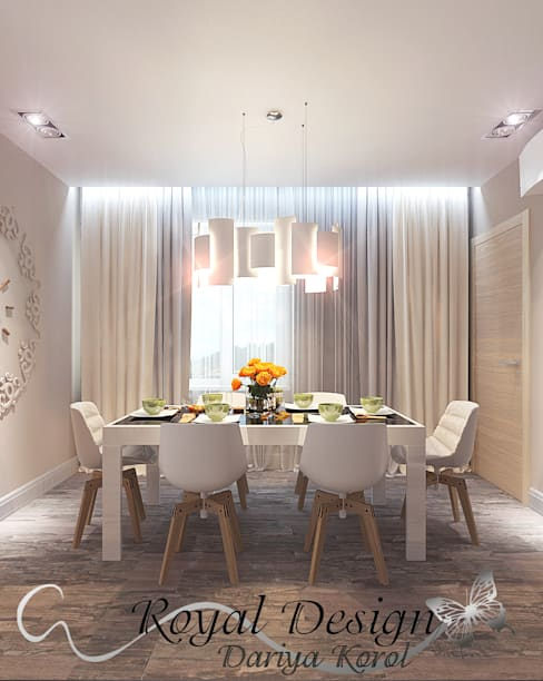 Dining room by Your royal design