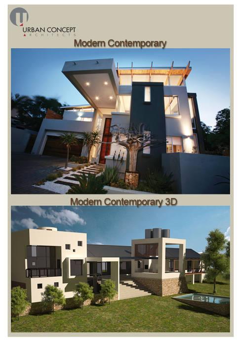 Urban concept architectsが手掛けた家