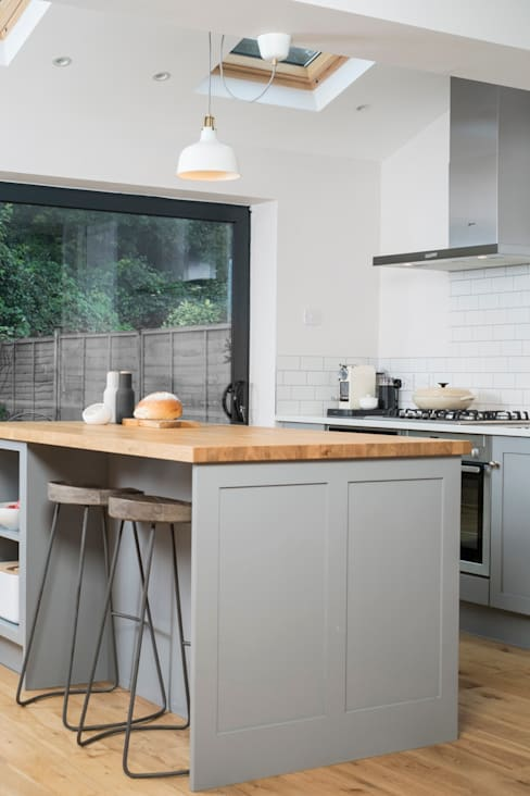 Kitchen by Chalkhouse Interiors