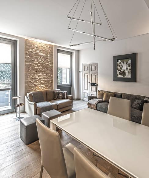 BRANDO concept:  tarz Oturma Odası