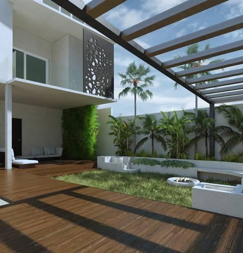 Projekty,   zaprojektowane przez CH Proyectos