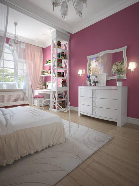 Nursery/kid's room by design studio by Mariya Rubleva