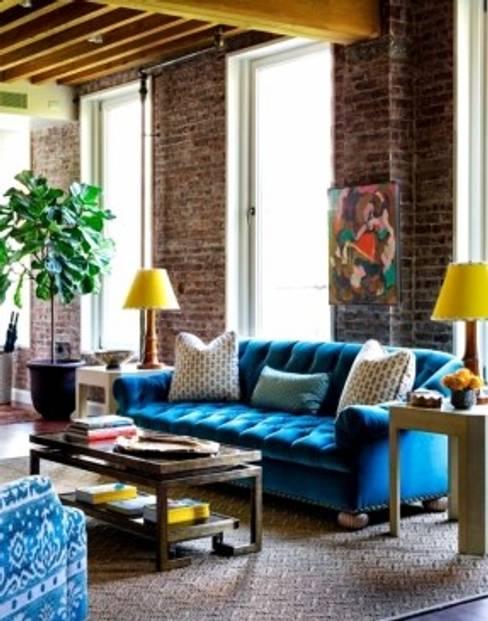 Living room by Evinin Ustası
