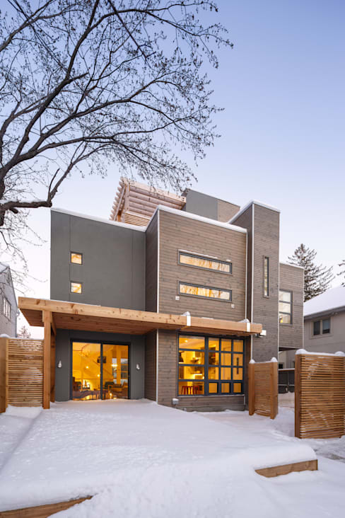 Wavell:  Houses by Linebox Studio