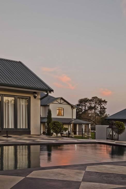 Projekty,  Domy zaprojektowane przez House of Decor