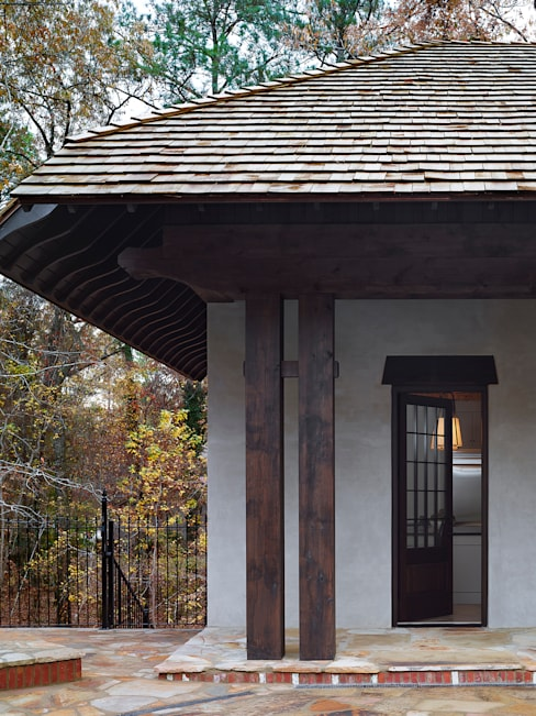 Exterior Detail :  Houses by Christopher Architecture & Interiors