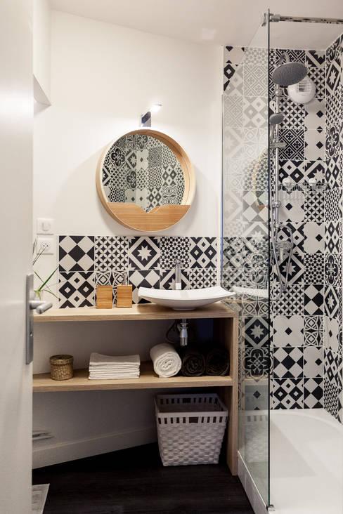 浴室 by MadaM Architecture