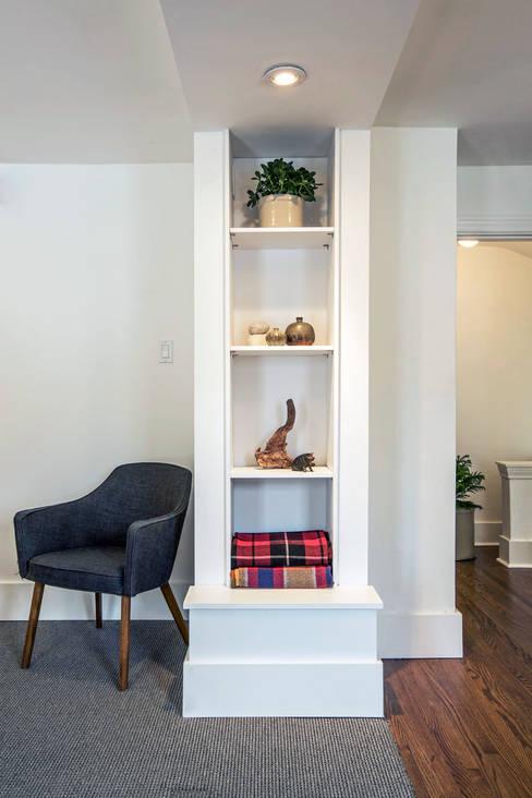 Chambre de style  par Unit 7 Architecture