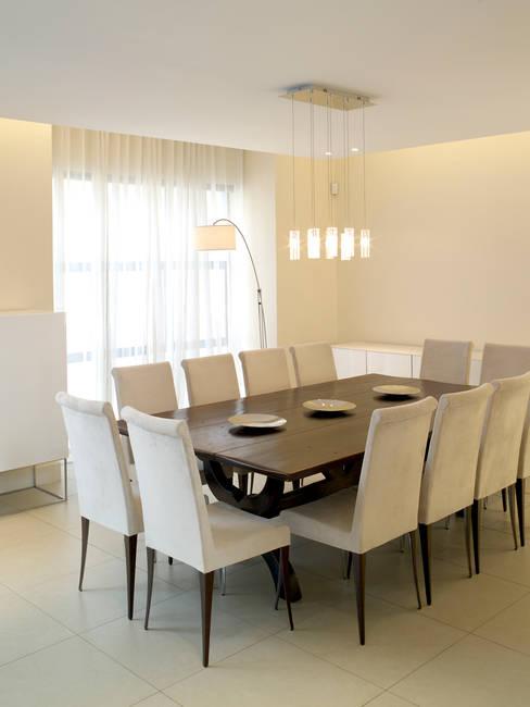 Dining room by Deborah Garth Interior Design