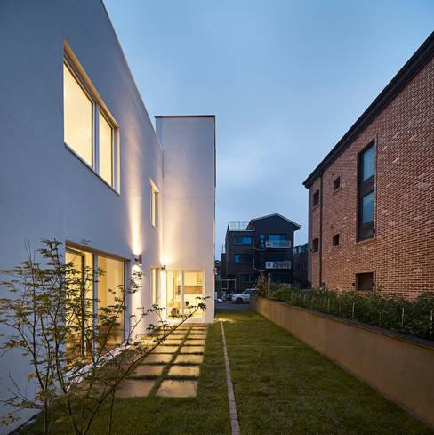 Huizen door 건축공방  'ArchiWorkshop'