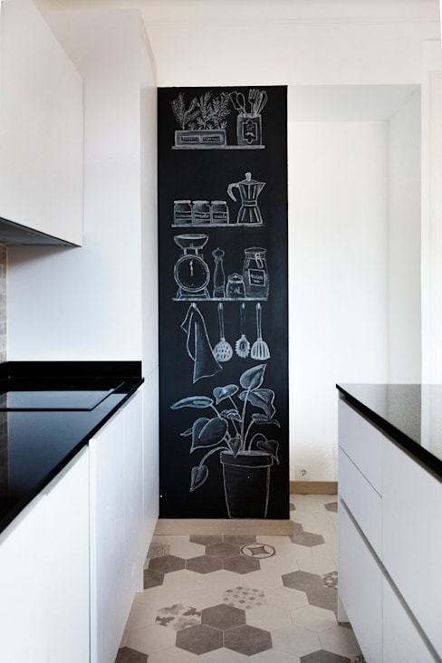 Kitchen by Alcuadrado bcn