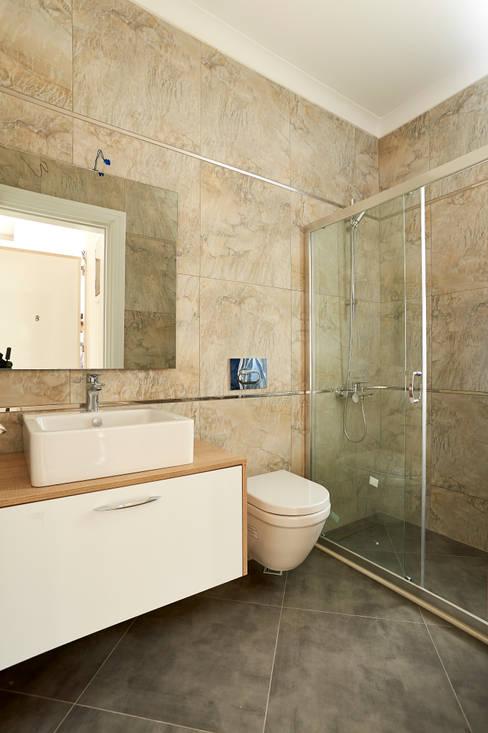 浴室 by NAZZ Design Studio