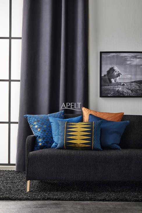 Alfred Apelt GmbHが手掛けたリビング