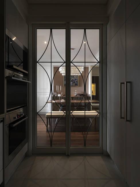 大荷室內裝修設計工程有限公司が手掛けたキッチン